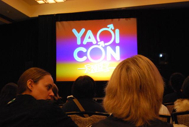 Yaoi-Con 2012