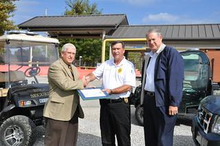 BNGC security award presentation Oct 22, 2012