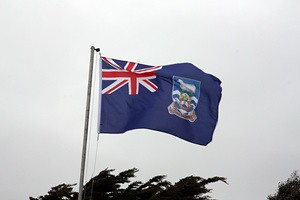 Falklands flag