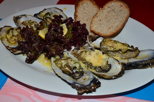 Grilled Oysters - Clawdaddy's Great American Picnic Now in Davao at SM Lanang Premier