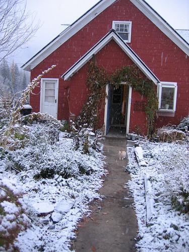 2012 first snow