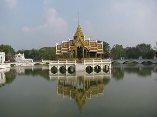 Bang Pa-In Summer Palace, Bangkok