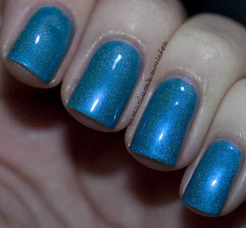 Jindie Nails Blue Blue xmas (4)