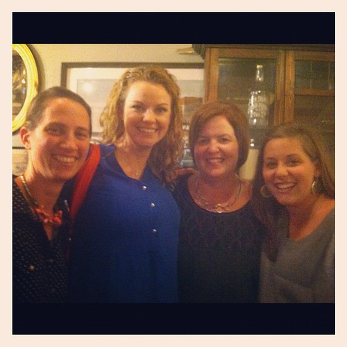 Residency Reunion. So thrilled to be reunited this weekend. @cvalkj