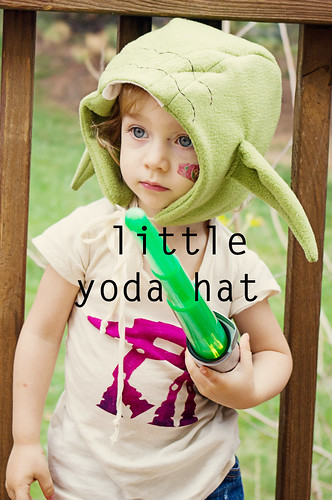 little yoda hat