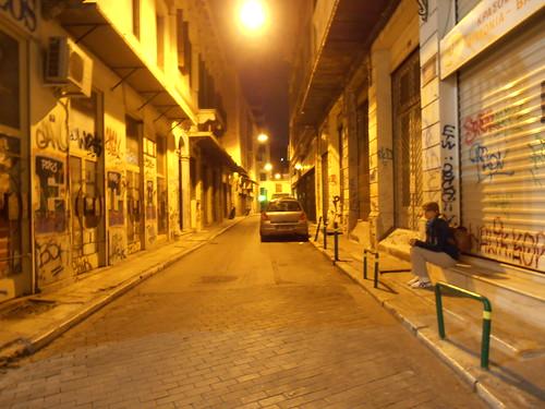 Athens: Athinas Street