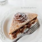 Chocolate&Hazelnut Buttercream Cake