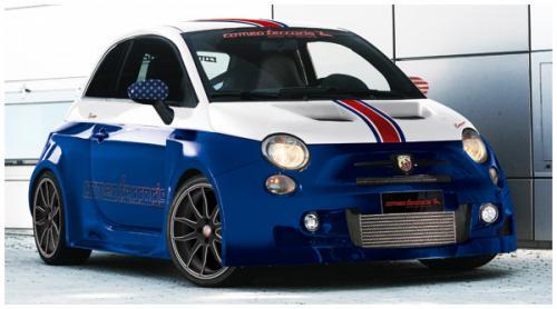 Romeo Ferraris Cinquone Stradale Tributo USA