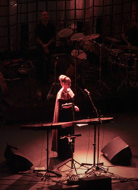 Dead Can Dance - Concert at Royal Albert Hall, London 26/10/2012