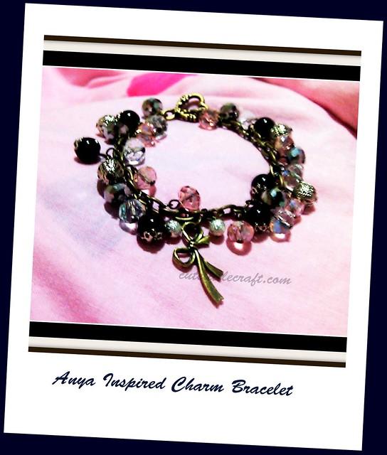 Anya Inspired Bracelet