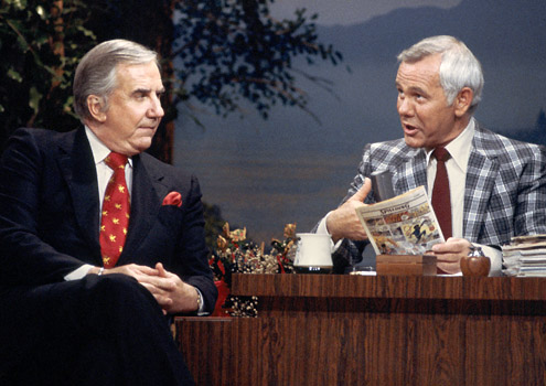 EdMcMahon and Johnny Carson