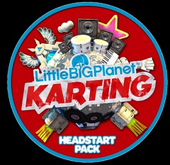 LittleBigPlanet Karting Headstart Pack
