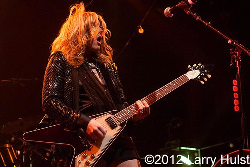 Grace Potter And The Nocturnals - 10-26-12 - The Fillmore, Denver, CO