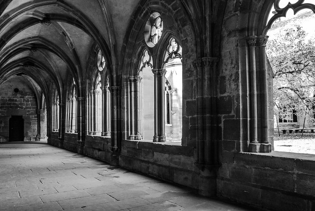 Kreuzgang im Kloster Maulbronn