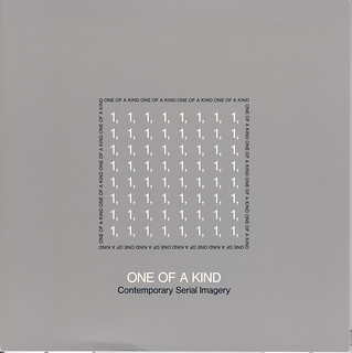 One of a Kind: Contemporary Serial Imagery Exhibition Catalog (front cover)