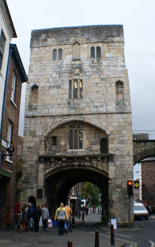 Monk Bar, York