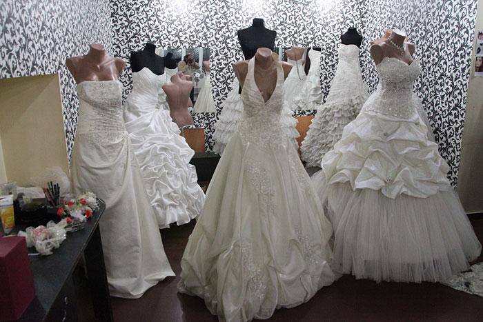 Тбилиси свадебное платье