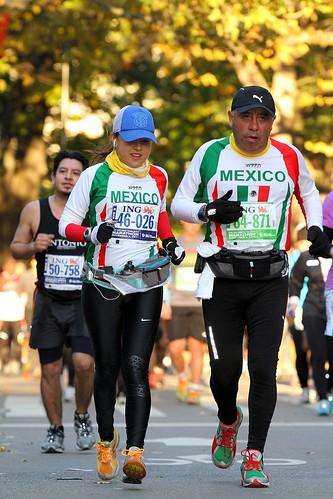Hasta donde puedo llegar? Maraton de Nueva York