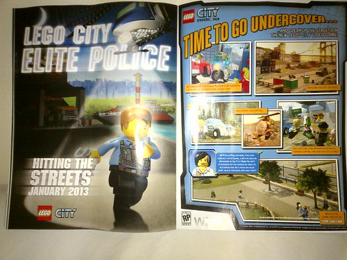 Lego Club Nov-Dec 12 Magazine