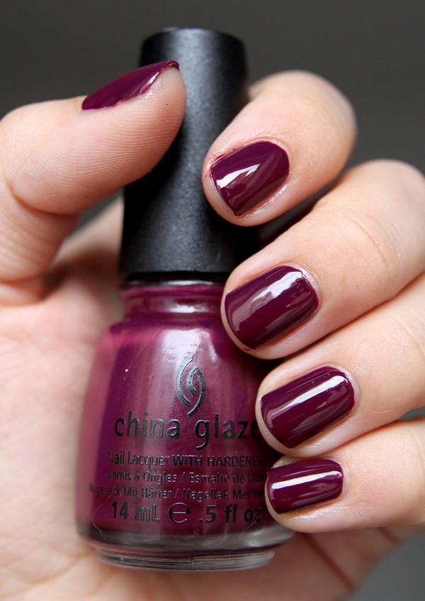 Purr-fect plum