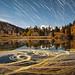 Swirling Fall Colors by Jeffrey Sullivan