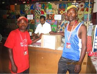 Retailers at Isusya's
