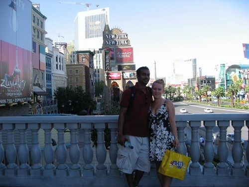 couple in vegas