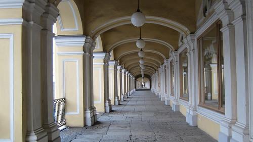 Gastinyy Dvor, St. Petersburg by Anna Amnell