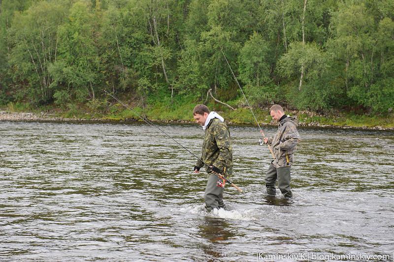 река или когда запрет на рыбную ловлю