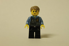 LEGO City: Undercover Chase McCain Minifigure (5000281)