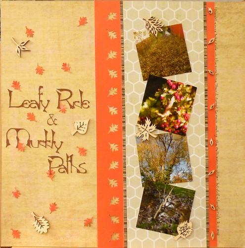 Leafy Ride & Muddy Paths