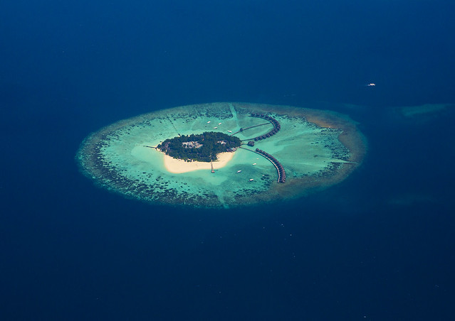 Hotel On An Atoll, Male, Maldives