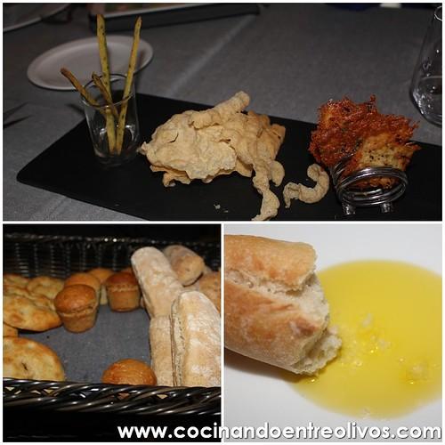 Restaurante El Claustro, Granada 15