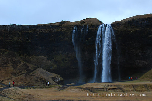 Seljalandsfoss waterfall Iceland (5)