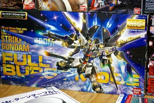 ZGMF-X20A - Strike Freedom Gundam(FULL BURST MODE)
