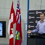 Ontario Basketball Association partnership announcement