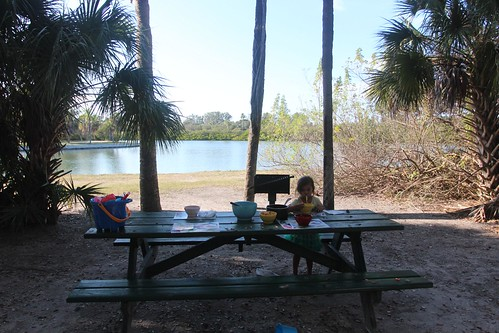 Day 159: Back to Fort De Soto County Park.