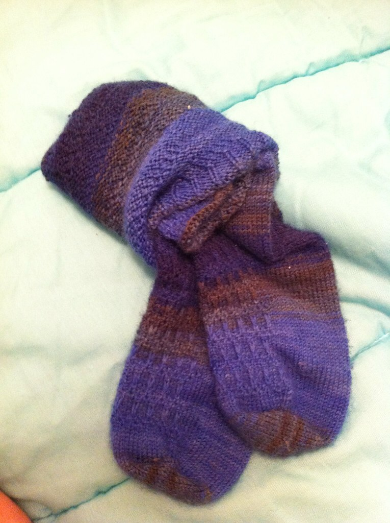Knitting Socks as an Hobby
