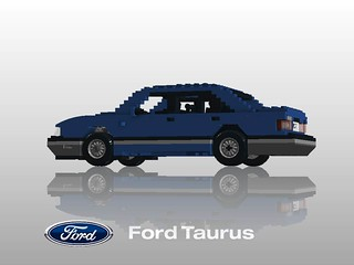 Ford Taurus - Mk I 1985