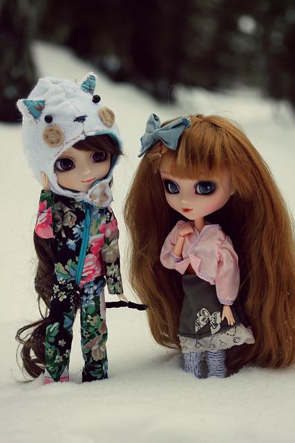 Ramona & Mandi