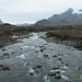 Sligachan River and Mountains - Isle of Skye, Scotland