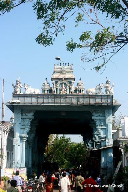 6. Manakula Vinayagar Temple (Pondicherry)