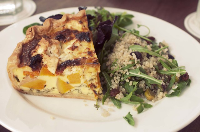 Quiche of the Day - $21