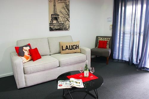 Villa Lounge.