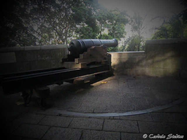 Fort Canning - 9-Pound Cannon 02