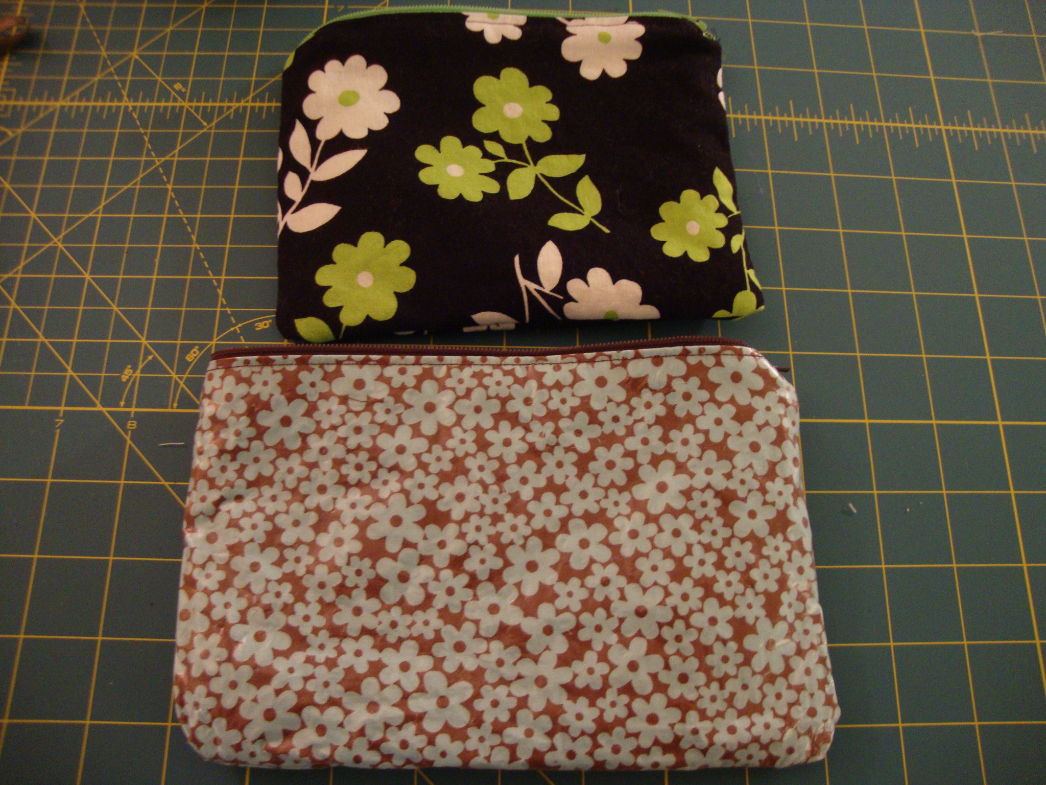 my zipper pouches