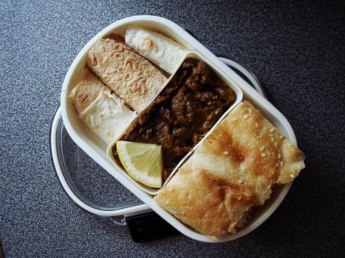 Eggplant Jam with Lavash & Barbari