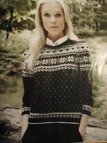 fairisle jumper knit4