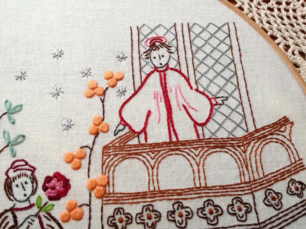 Romeo & Juliet: Balcony Scene