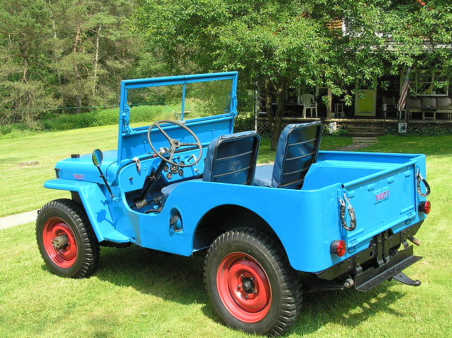 Willys Jeep Cj2a Flickr Photo Sharing